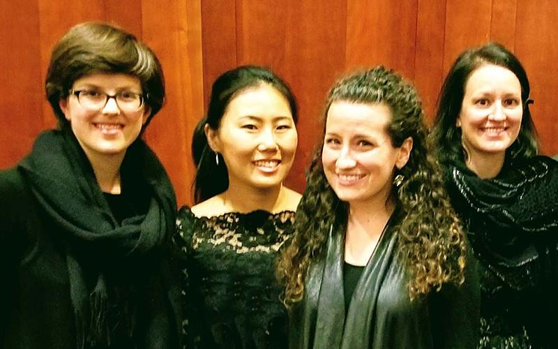 Upcoming Performance: November 16 at Fordham University, NYC