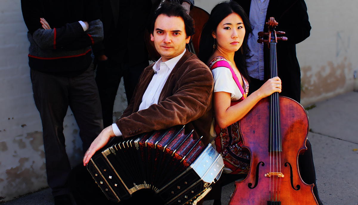 Upcoming Performance: November 1 at Instituto Cervantes, NYC